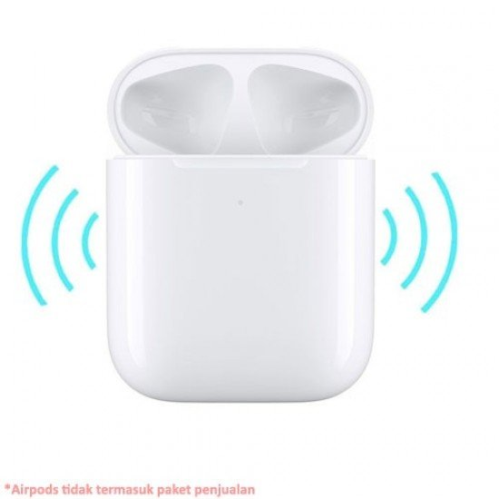 Apple Wireless Charging Case for Airpods MR8U2ID/A