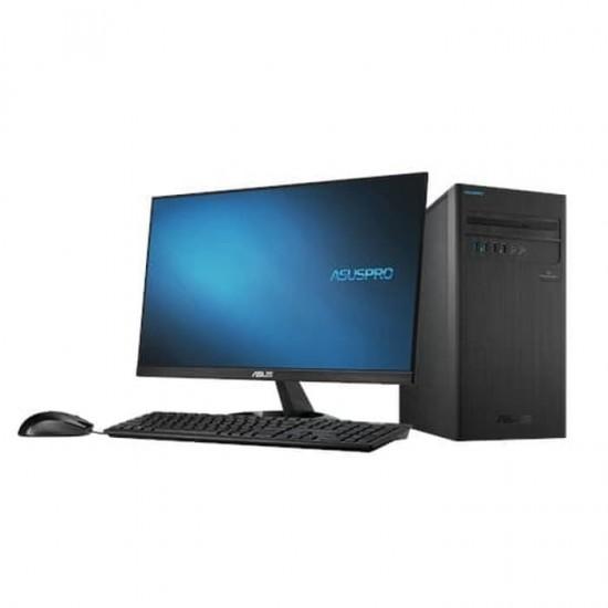 ASUS DESKTOP PC D340MC-I38100019T (DESKTOP,I3-8100,4G,INTGTD,1TB,DVD,WIN10,3Y,MON19,5)