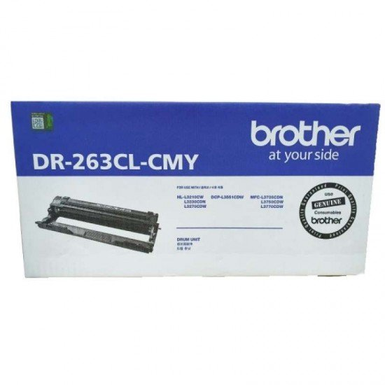 BROTHER Color Drum Cartridge DR-263CL
