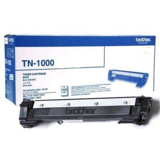 BROTHER Mono Laser Toner TN-1000