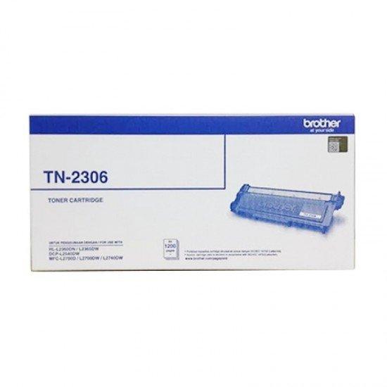 BROTHER Mono Laser Toner TN-2306