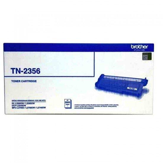 BROTHER Mono Laser Toner TN-2356