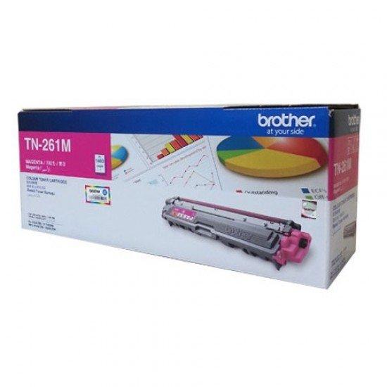 BROTHER Magenta Toner Cartridge TN-261M