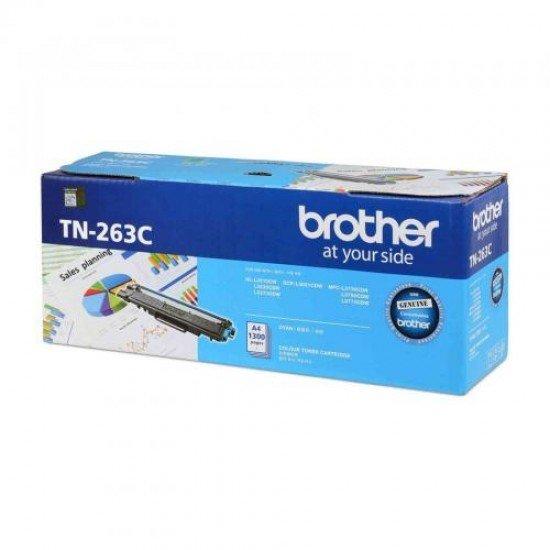 BROTHER Cyan Toner Cartridge TN-263C