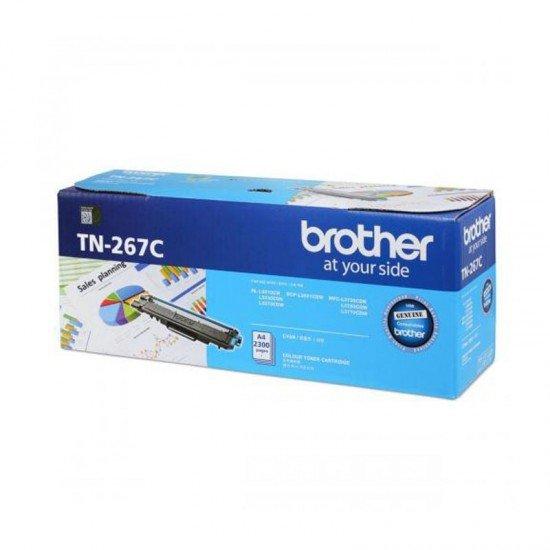 BROTHER Cyan Toner Cartridge TN-267C