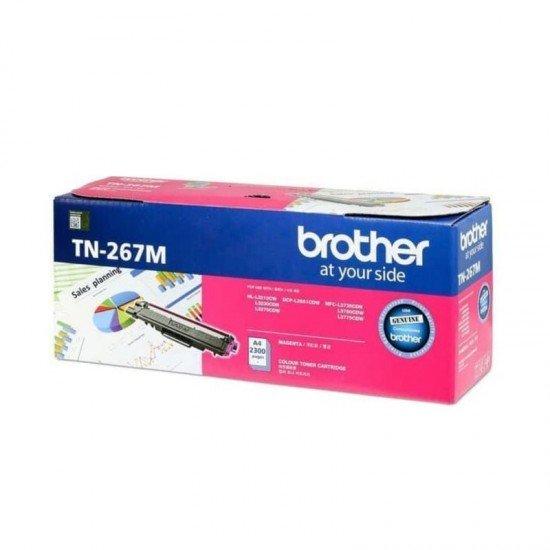 BROTHER Magenta Toner Cartridge TN-267M