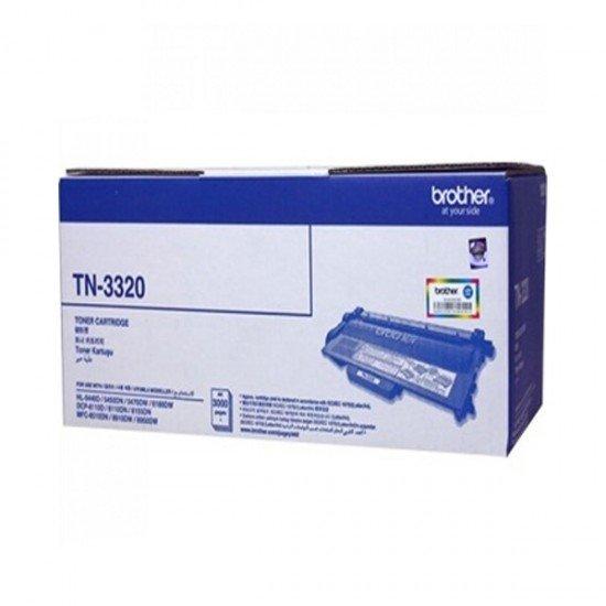 BROTHER Mono Laser Toner TN-3320