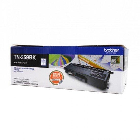 BROTHER Black Toner Cartridge TN-359BK