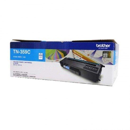 BROTHER Cyan Toner Cartridge TN-359C