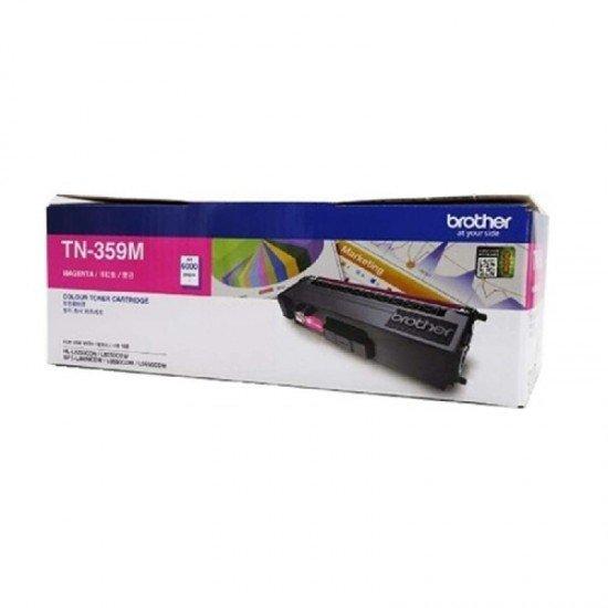 BROTHER Magenta Toner Cartridge TN-359M