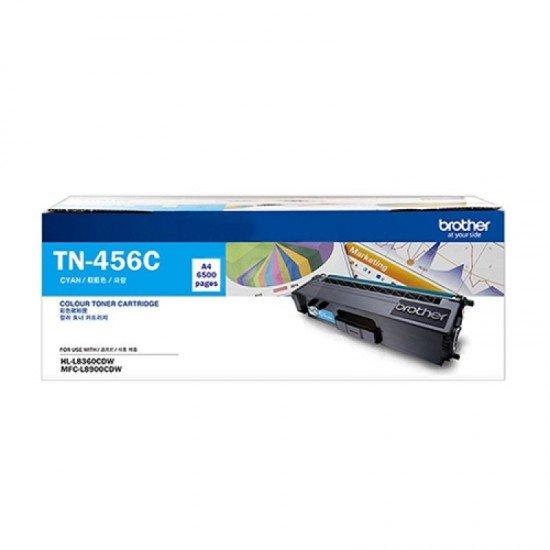 BROTHER Cyan Toner Cartridge TN-456C