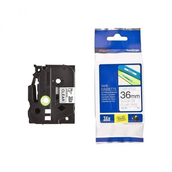 BROTHER Color Tapes 36mm TZE-161