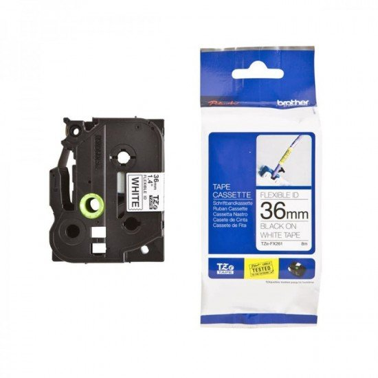 BROTHER Color Tapes 36mm TZE-FX261