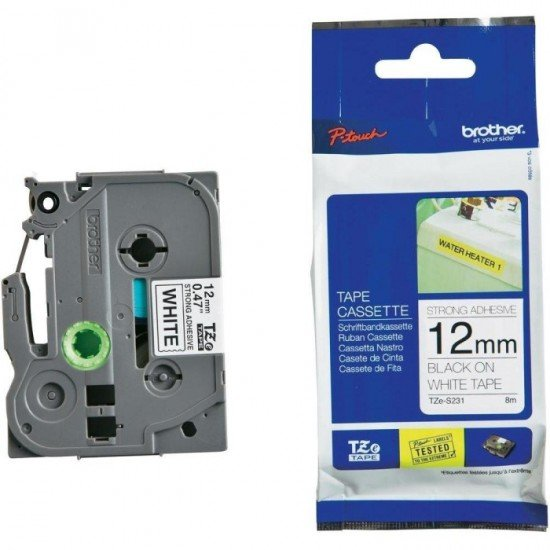 BROTHER Color Tapes 12mm TZE-S231