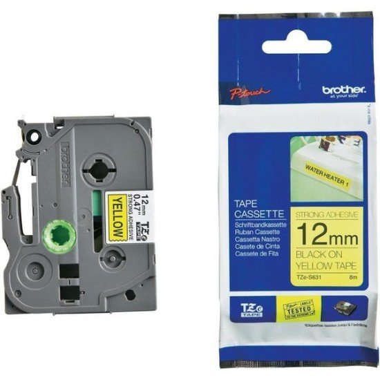 BROTHER Color Tapes 12mm TZE-S631