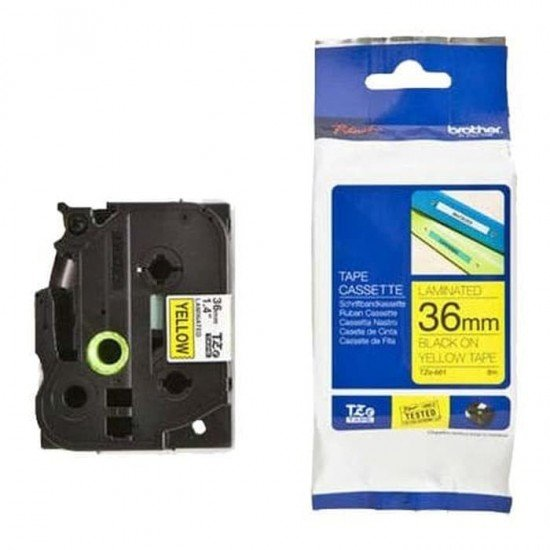 BROTHER Color Tapes 36mm TZE-S661