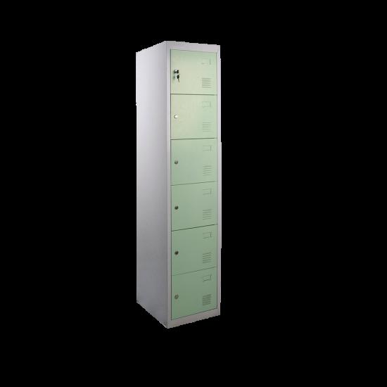 DATAFILE Loker 6 Pintu Ayun Standard - DL-6H