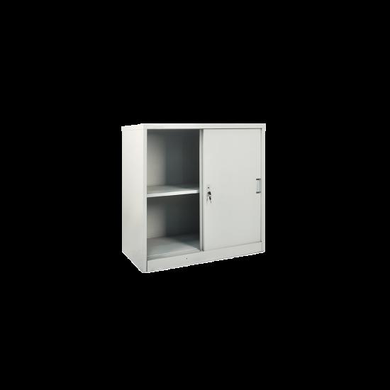 DATAFILE Lemari Arsip Setengah Tinggi Pintu Geser Standard Tebal 0,7mm