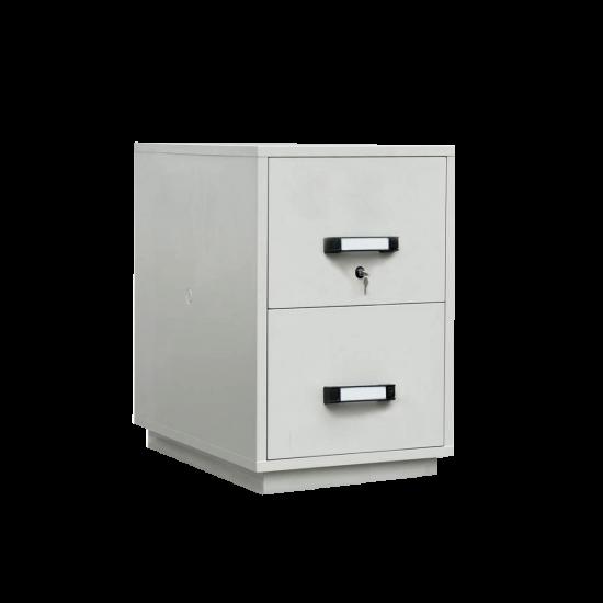 DATAFILE Filing Cabinet 2 Laci Tahan Api Standard