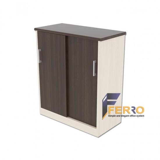 FERRO LEMARI LC 03 Uk. 800 x 400 x 950 mm Lapis HPL