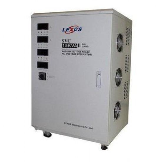 LEXOS STABILIZER ST 15000 - SD ( dual input )