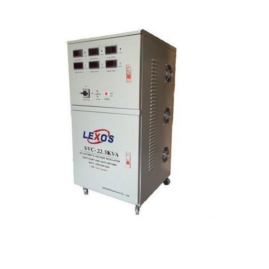 LEXOS STABILIZER ST 22,5 Kva - 3 Phase