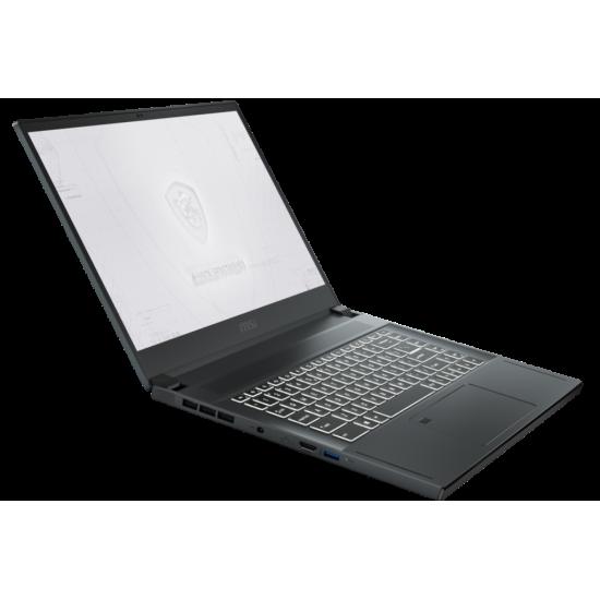 MSI WORKSTATION WS66 10TM 9S7-16V215-268 (i9-10980, 32GB (16GBx2), GDDR6 16GB, 2TB (1TB*2)SSD, WIN 10 HOM)