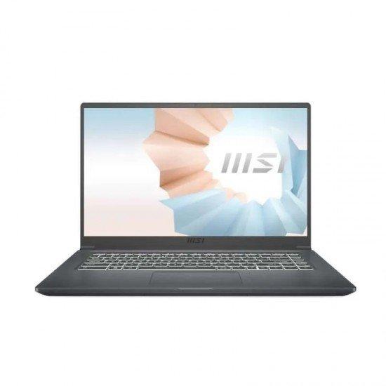 MSI Modern 15 A11SB 9S7-155226-070 (i7-1165G7, 16GB (8GBx2), GDDR5 2GB, 512GBSSD, WIN 10 HOM)