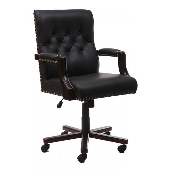 MUBARIX KURSI CL806 whar Genue Leather
