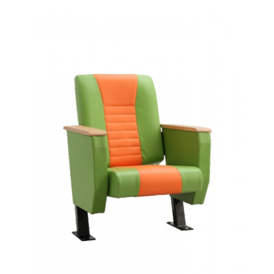 MUBARIX KURSI LL525 wood Oscar/Fabric