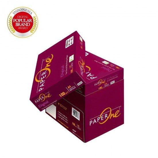 PaperOne Kertas HVS Fotocopy 100g A4 - Box