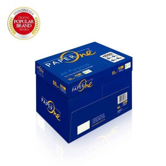PaperOne Kertas HVS Fotocopy 80g A3 - Box